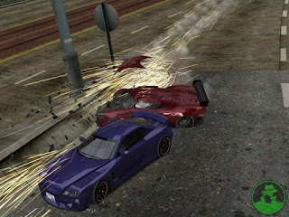 Burnout Revenge For Android free download