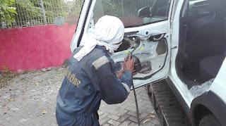 Pasang Anti Karat Mobil Semprot Elektrik Murah Terbaik Surabaya