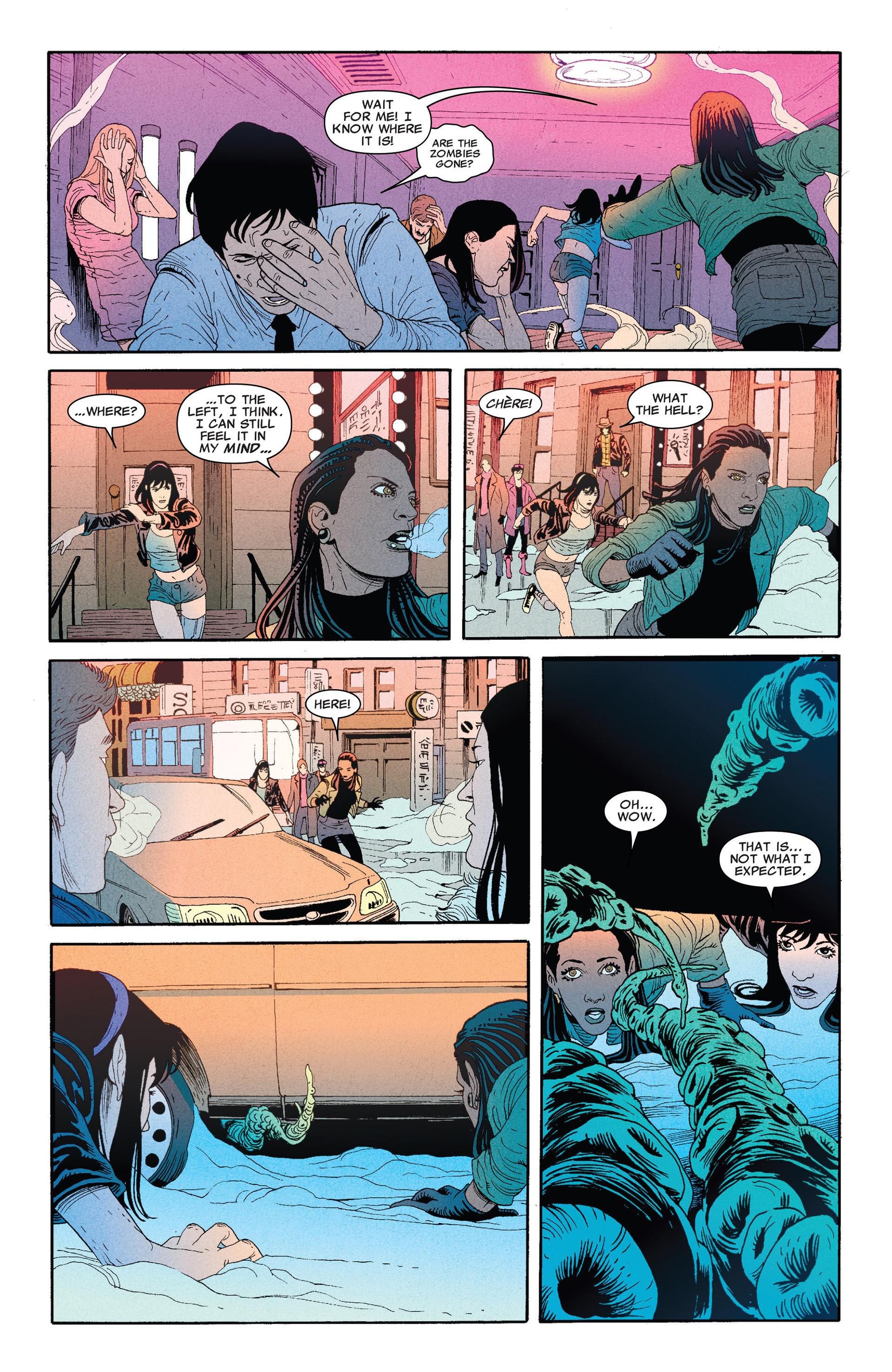 Read online Astonishing X-Men (2004) comic -  Issue #66 - 16