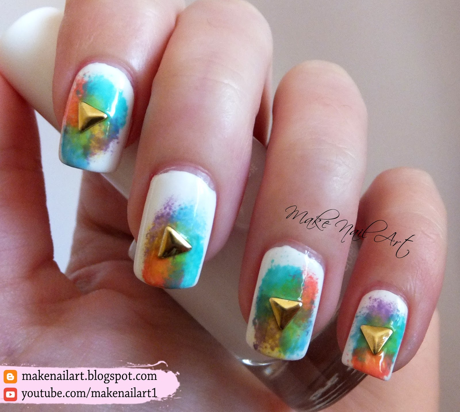Make Nail Art May 2016