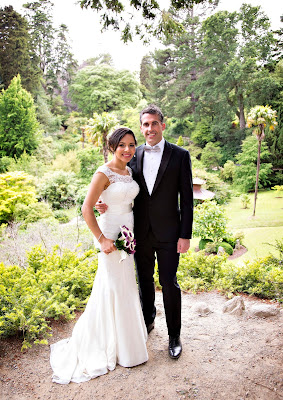 country house wedding powerscourt