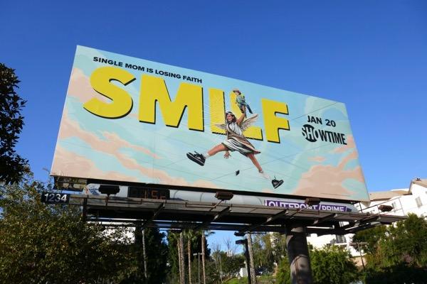 SMILF season 2 billboard