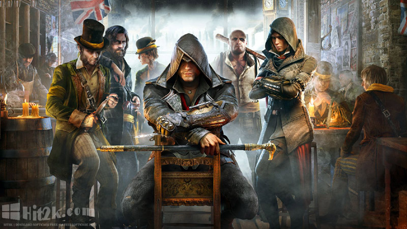 Assassin's Creed Syndicate Full DLC Repack Download
