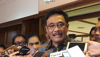 Djarot Resmi Diusulkan Jadi Gubernur DKI Jakarta