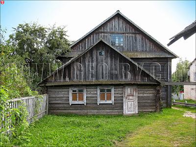 Заславль. Музей этнографии. Старинная мельница