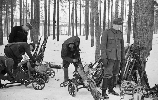 28 December 1939 worldwartwo.filminspector.com Finnish booty
