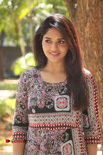 Actress Sunaina Latest Stills in Floral Dress at Pelliki Mundu Prema Katha Trailer Launch  0043.JPG