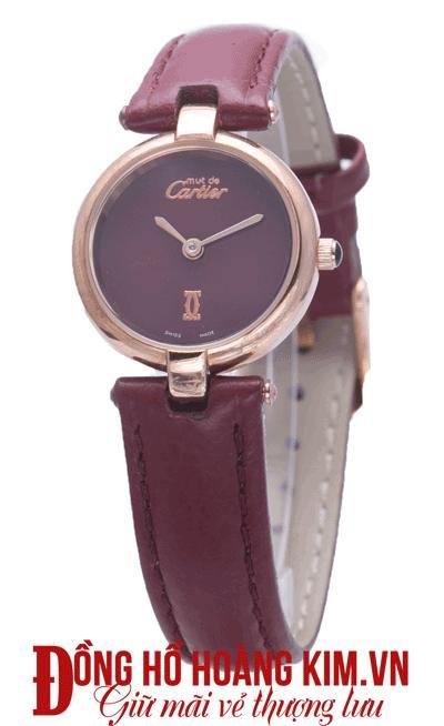 đồng hồ nữ dễ thương