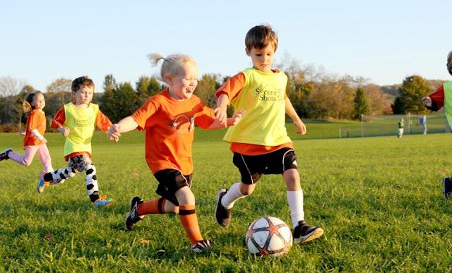 Børn er alle som spændende fodbold verden, competition, kompetisi, Makna Kompetisi dalam Hidup