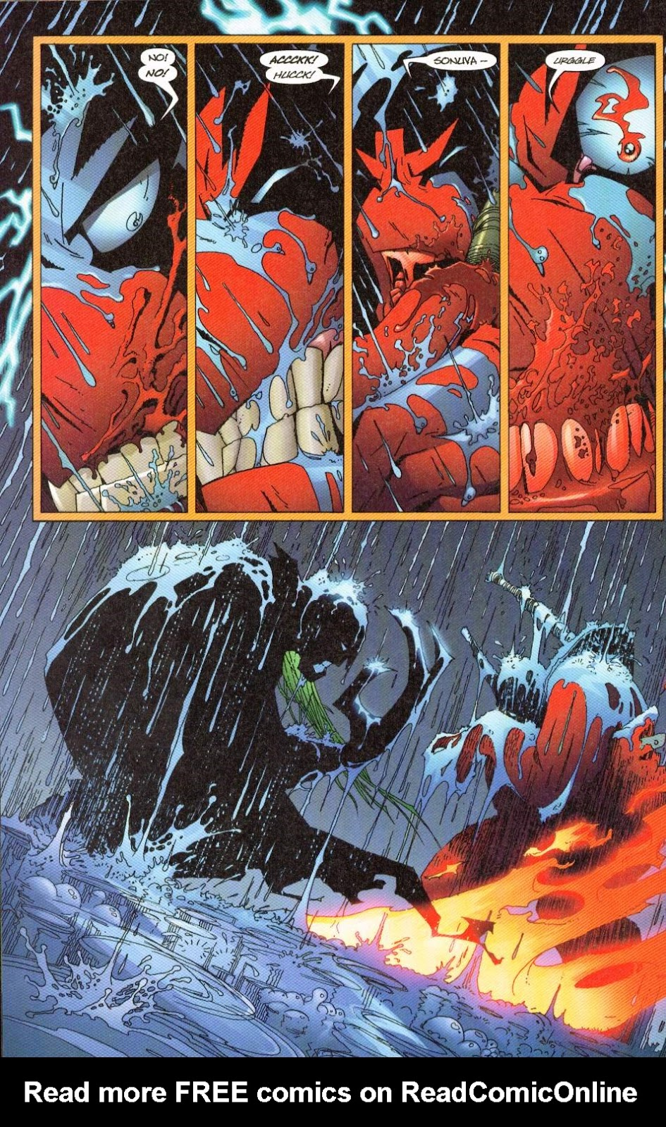 Wildcats (1999) Issue #7 #8 - English 21