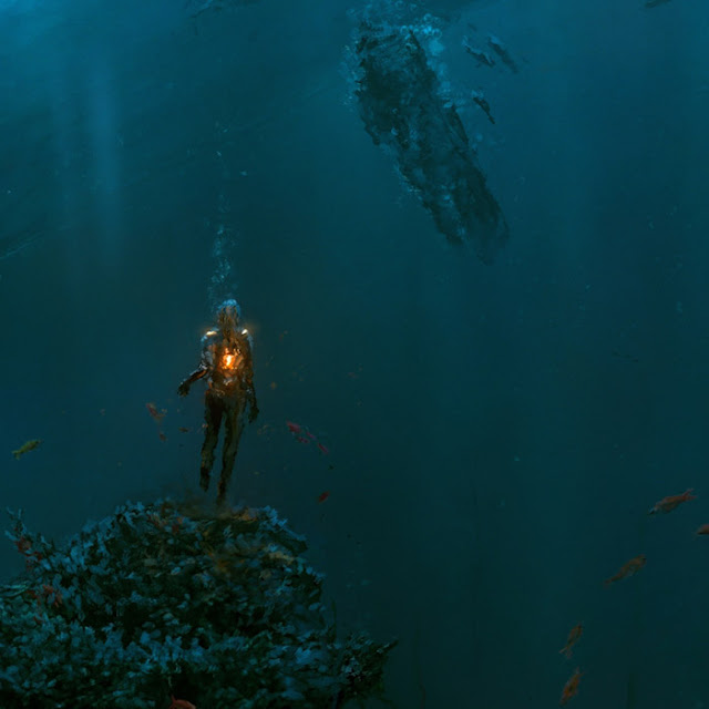 Underwater Scene Wallpaper Engine