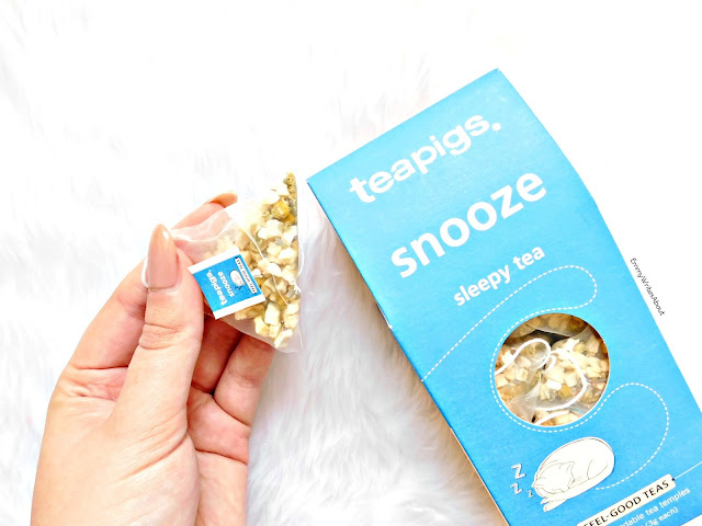 teapigs snooze tea Review