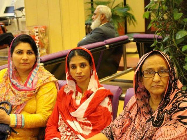 Geeta flies to India to reunite with family