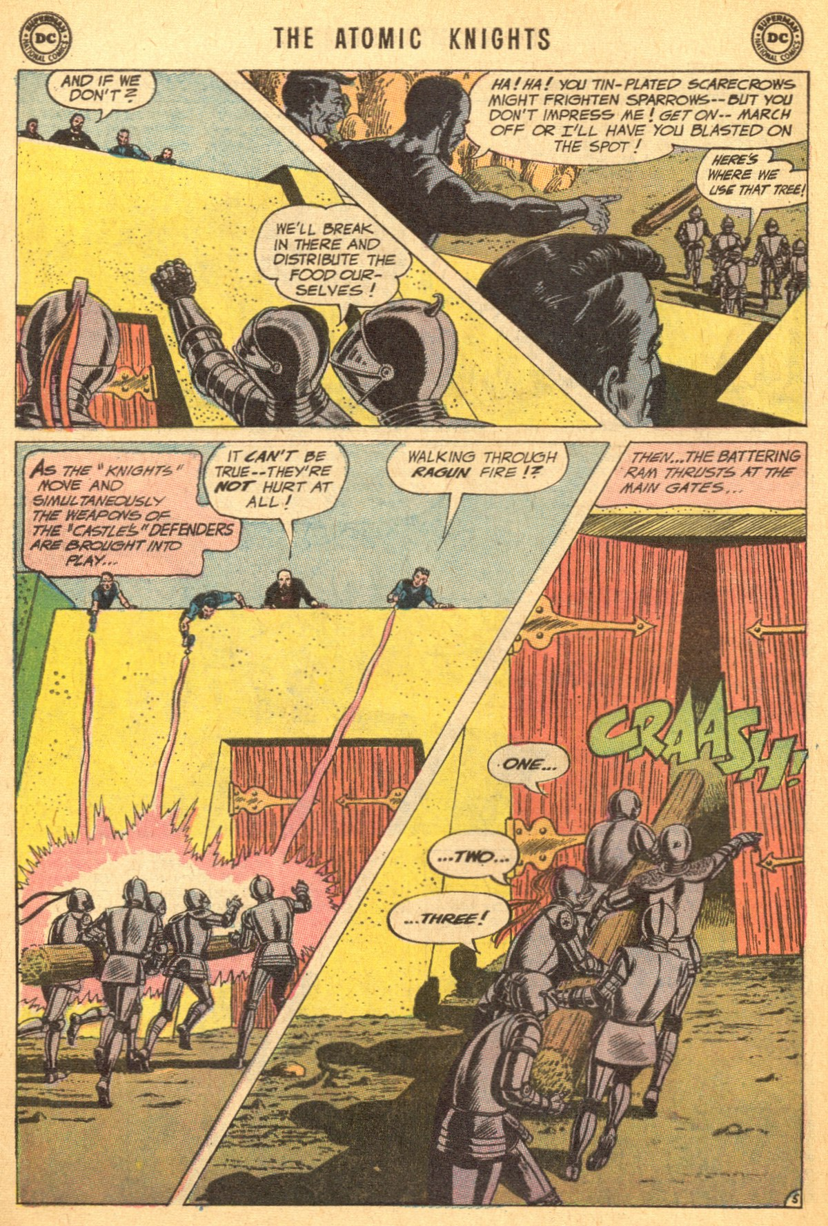 Strange Adventures (1950) issue 218 - Page 28