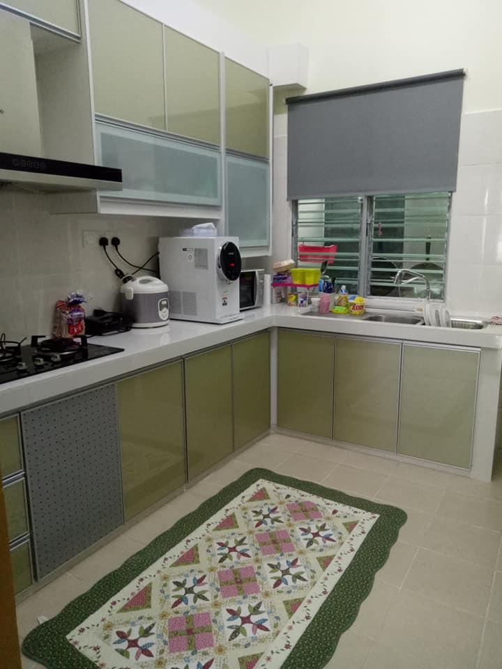 Hanis Sania Nak Buat Kitchen Cabinet