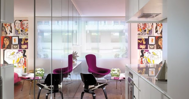 Il blog di architettura e design di studioad lo specchio for Blog di design