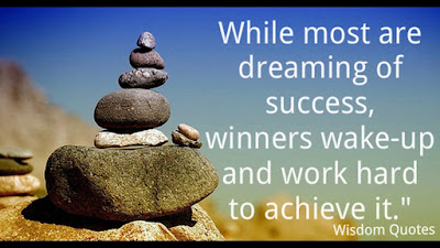 Positive Quotes For Working Hard