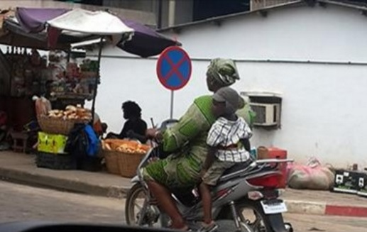 As Seen In Ekwulobia City In Anambra State