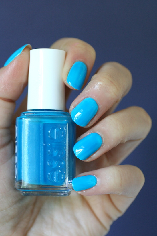 I Would Never Wear This Colour On Its Own Like But Maybe If You Were Doing Some Neon Nail Art One Be Okay