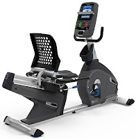 Nautilus R618 Recumbent Bike 2016, review features compared with R618 2018
