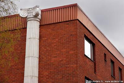 klassiskt inspirerad arkitektur