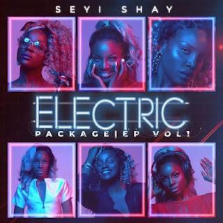 Seyi Shay  Feat. DJ Tira, Anatii & Slimcase – D Vibe