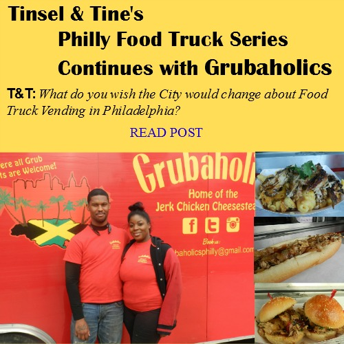 Philly Food Truck Series: GRUBAHOLICS