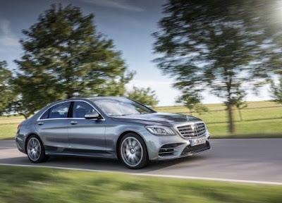2017 Mercedes-Benz S-Class | hdcarz.com