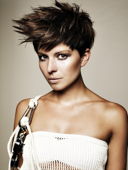 Short Hairstyles: Trendy Short Hairstyles