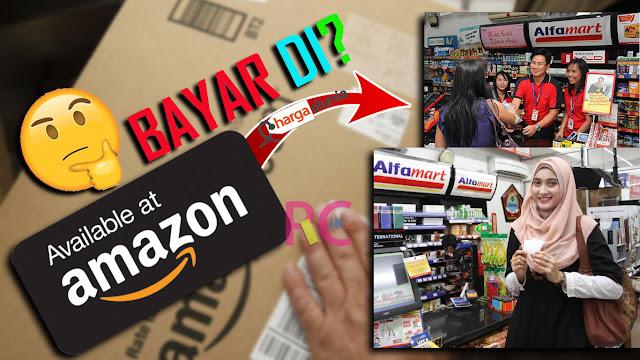 Cara Belanja di Situs Amazon Amerika (USA) via Harga Dunia: Bisa Bayar Langsung di Alfamart - Based on Pengalaman
