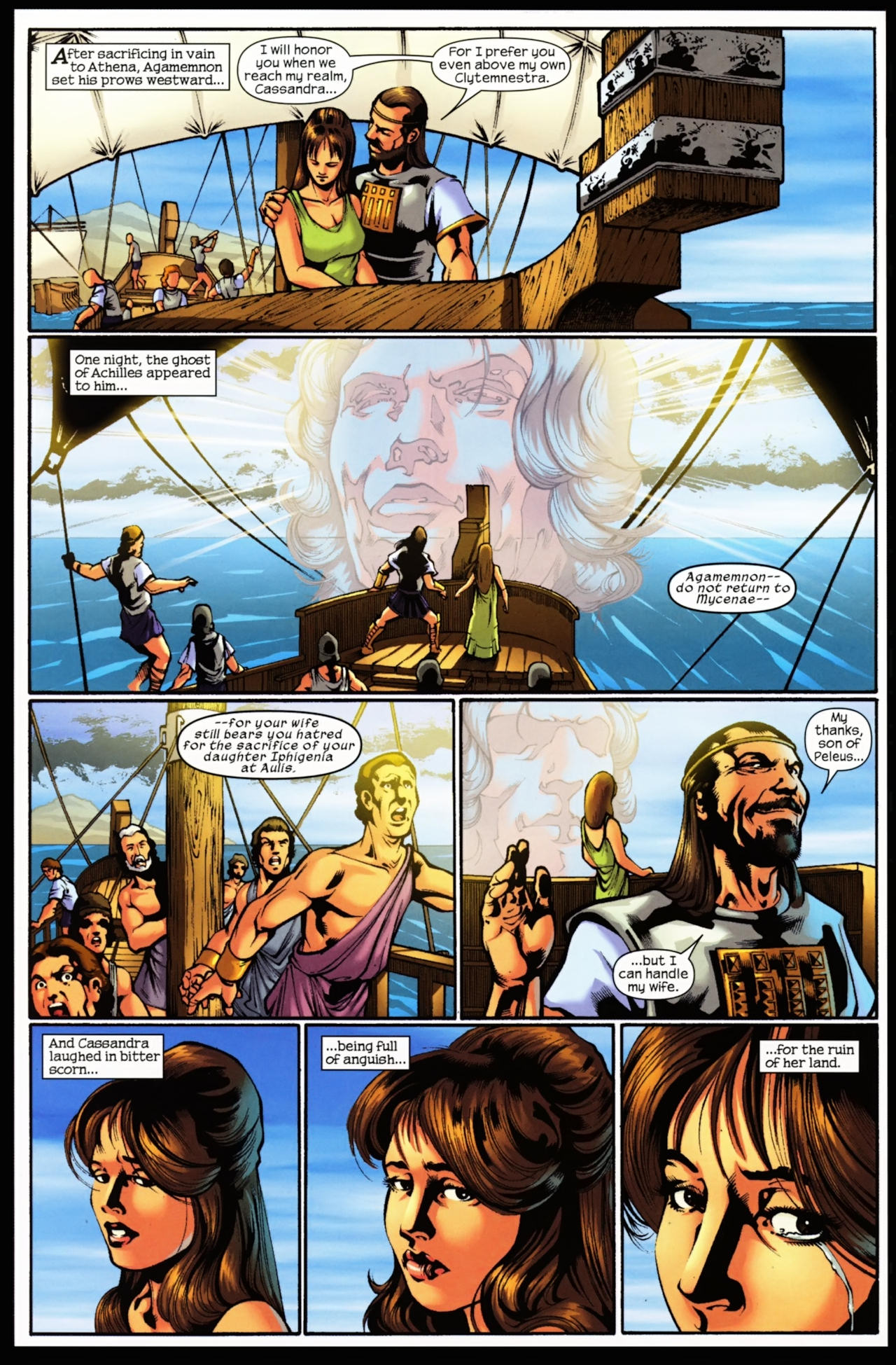 Read online Trojan War comic -  Issue #5 - 22