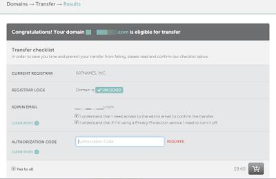 namecheap domain transfer services