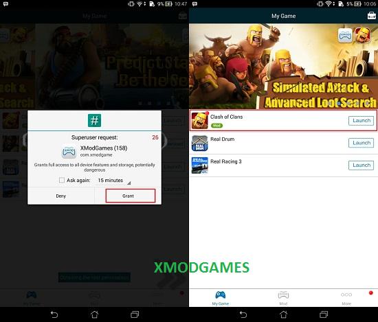 Xmodgames Clash Of Clans Gold Dan Elixir Tanpa Batas