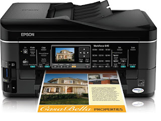 Epson WorkForce 645 wireless Driver Download and Review