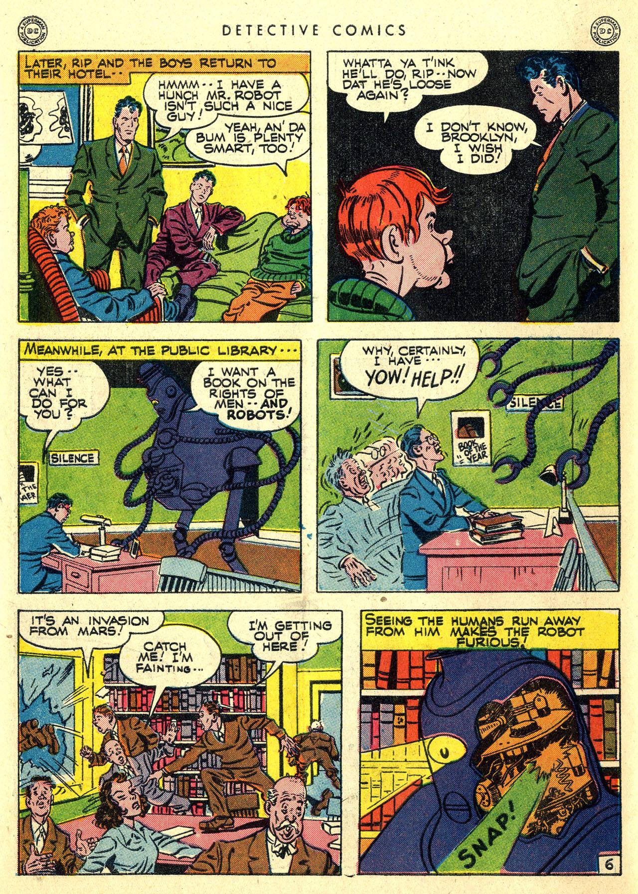 Read online Detective Comics (1937) comic -  Issue #119 - 42