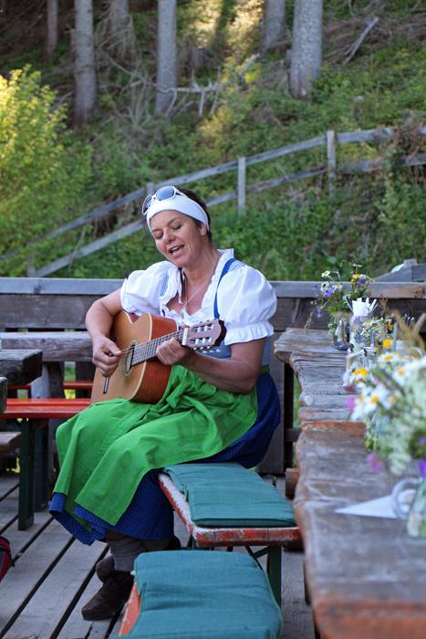 Silvia Beyer, Hündeleskopfhütte