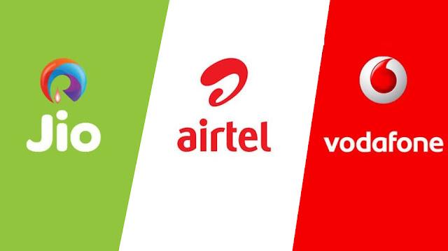 Jio Vs Airtel Vs Vodafone Know Who Is Giving More Data