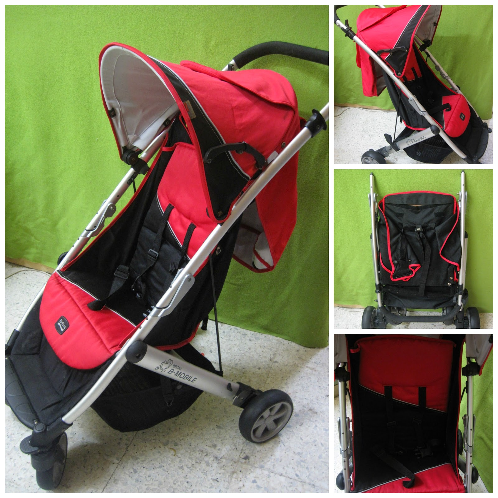 amy sweety store britax b mobile stroller. Black Bedroom Furniture Sets. Home Design Ideas