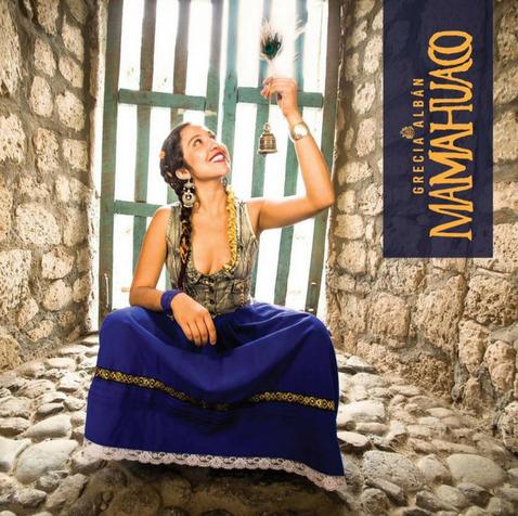 Grecia Albán, exalumna USFQ, presentó su primer álbum como solista