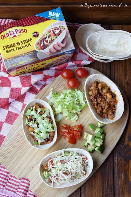 Experimente aus meiner Küche: Überbackene Tortillas-Schalen