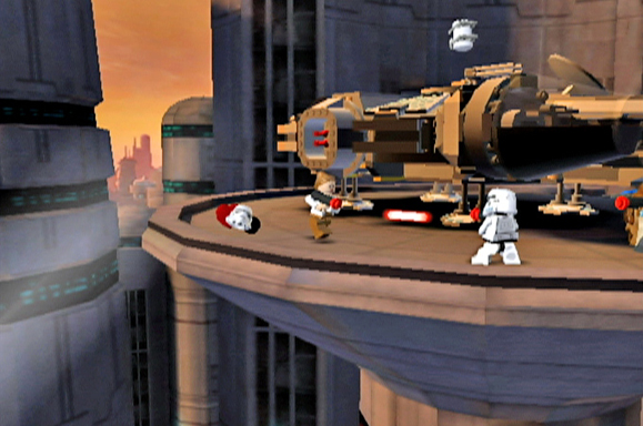 LEGO Star Wars: The Complete Saga Wii ISO Download