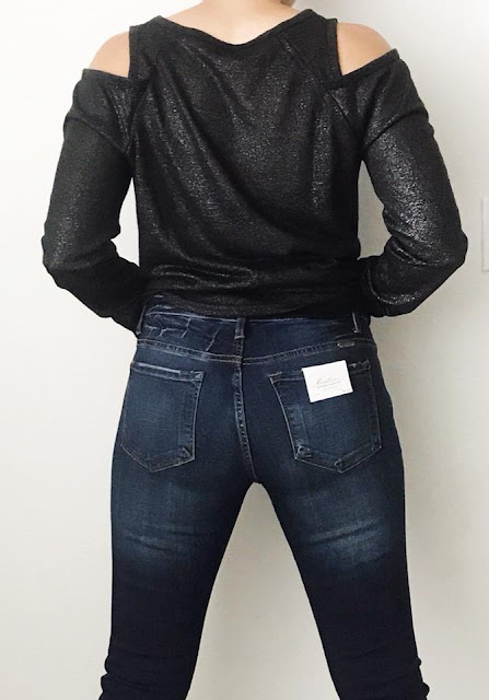 8995f452522 These Dark Skinny Kan Can Jeans are perfect for everyday wear or even to  wear out on the town. They are amazing quality (thicker