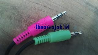 konektor jack 3,5mm headset biostar ideq n20