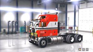 Kenworth K100 truck mod [1.30]