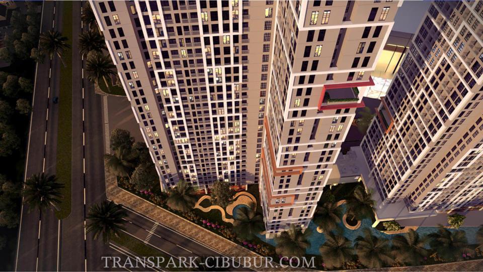 Transpark Cibubur Apartment