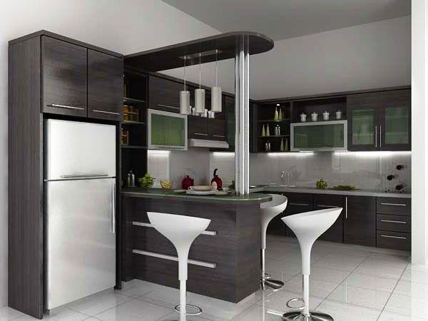 Tambah Dapur Belakang Rumah  Desainrumahidcom