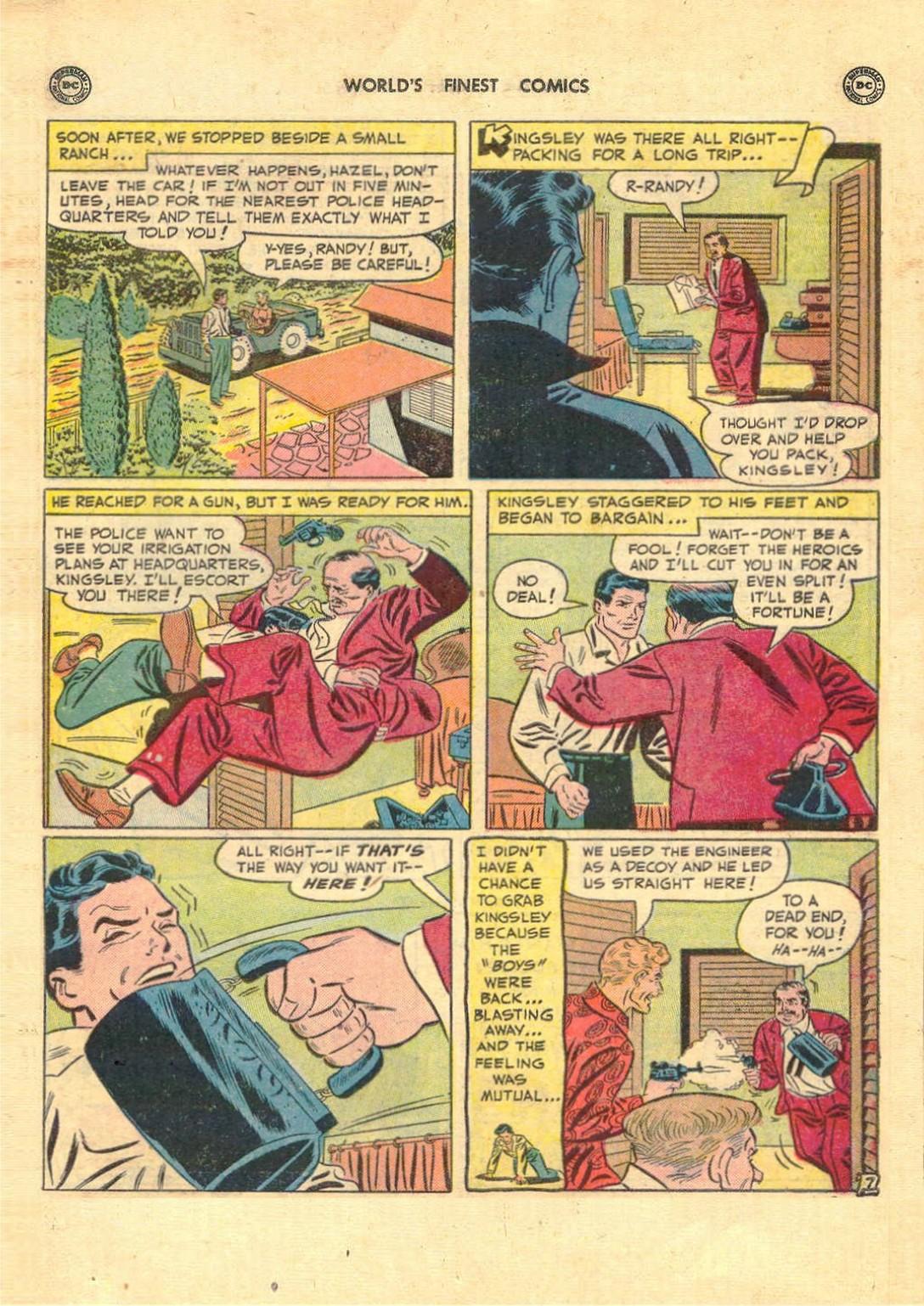 Read online World's Finest Comics comic -  Issue #52 - 33