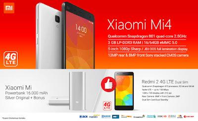 Promosi Harga Perangkat Xiaomi Rekomendasi Pecinta Smartphone di Indonesia