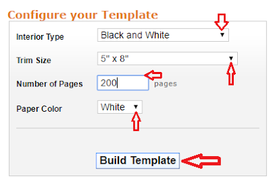 configure your cover template