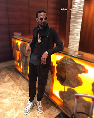 Dbanj Replies Fan Who Called Him a Disgrace